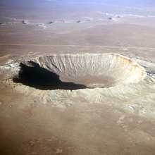 Diablo Canyon, Arizona meteor crater